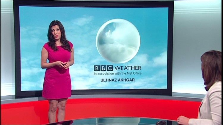 Behnaz Akhgar Behnaz Akhgar BBC Wales Weather 08Jul2014 HD YouTube