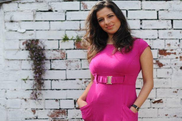 Behnaz Akhgar Weather presenter Behnaz Akhgar opens her wardrobe to