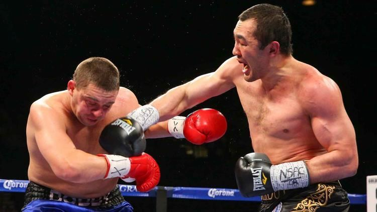 Beibut Shumenov Beibut Shumenov and BJ Flores set for 200pound clash in Las Vegas