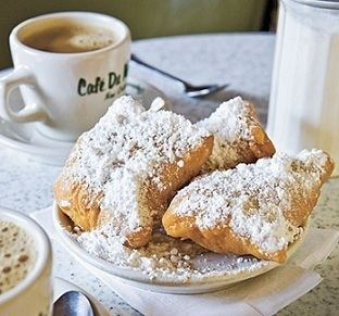 Beignet Beignet Recipe Whats Cooking America
