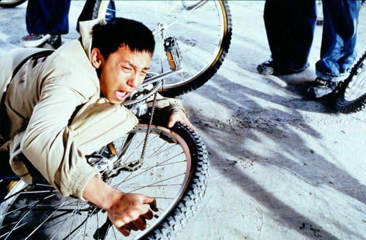 Beijing Bicycle Beijing Bicycle Shiqi Sui De Danche by Xiaoshuai Wang Watch in