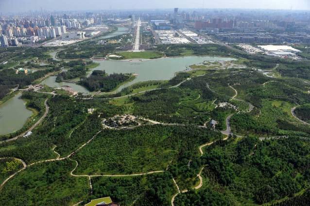 Beijing Beautiful Landscapes of Beijing
