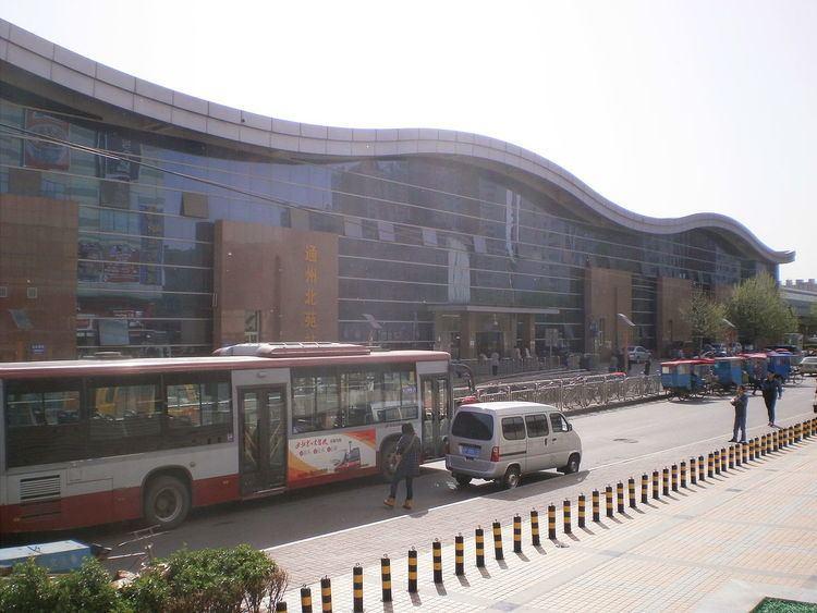 Beiyuan Subdistrict, Beijing