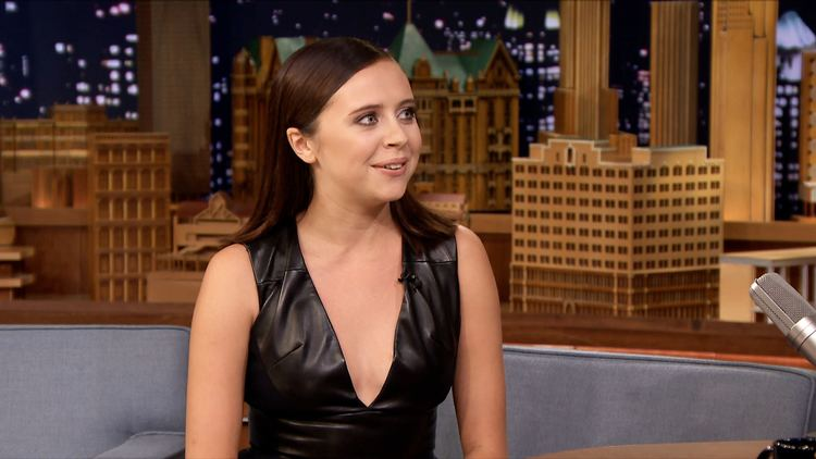 Bel Powley Bel Powley Guests on The Tonight Show Starring Jimmy