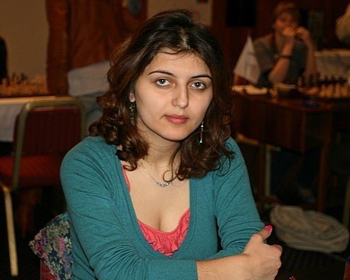 Bela Khotenashvili First Shot Out to Win chessnewsru