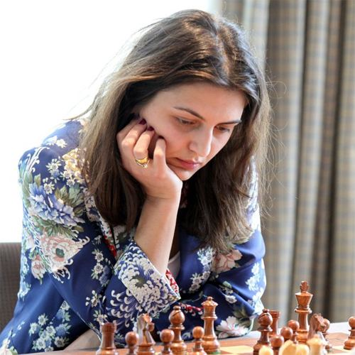 Bela Khotenashvili Khotenashvili upsets the field to win Geneva Women39s Grand