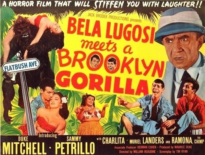 Bela Lugosi Meets a Brooklyn Gorilla The Bloody Pit of Horror Bela Lugosi Meets a Brooklyn Gorilla 1952