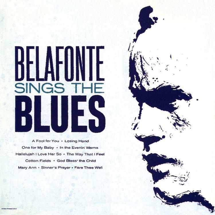 Belafonte Sings the Blues wwwmusicbazaarcomalbumimagesvol12620620021