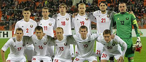Belarus national football team Belarusian National Football Team Belarusby