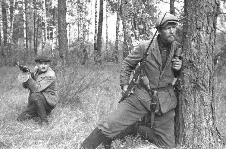 Belarusian resistance during World War II