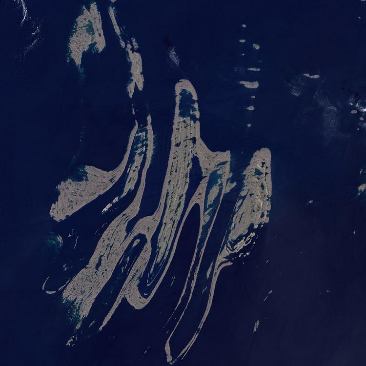 Belcher Islands Belcher Islands Canada Image of the Day