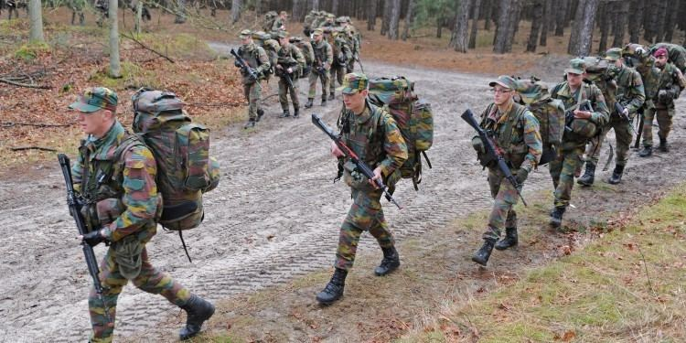 Belgian Armed Forces Recruitment in the Belgian Armed Forces EUROMIL EUROMIL