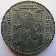 Belgian coins of World War II