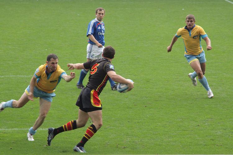 Belgium national rugby sevens team