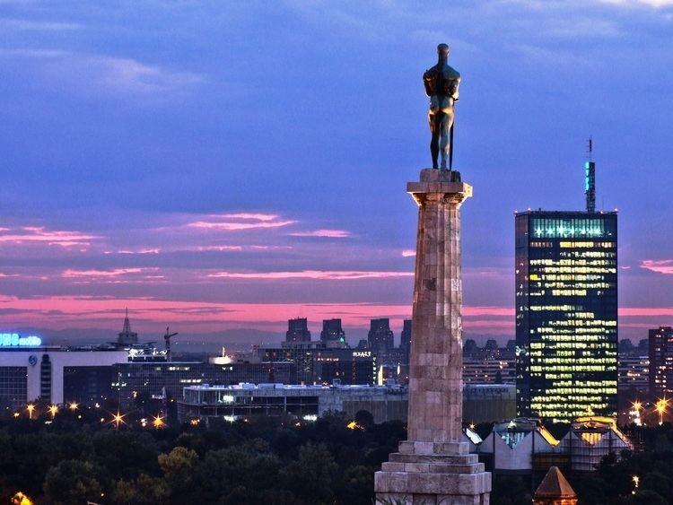 Belgrade Beautiful Landscapes of Belgrade