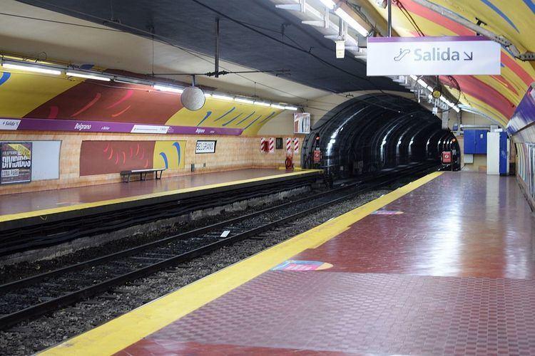Belgrano (Buenos Aires Underground)