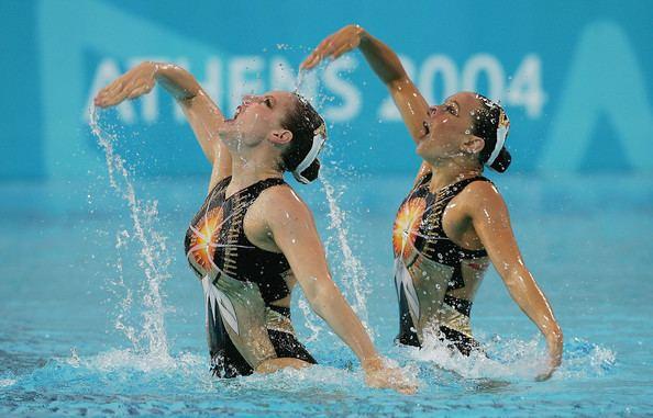 Belinda Schmid Magdalena Brunner and Belinda Schmid Photos Photos Olympics Day 12