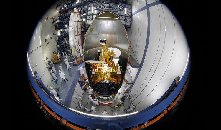 Belintersat-1 First Belarusian satellite has a mission of profit not prestige