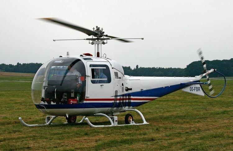 Bell 47J Ranger 47J
