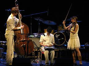 Bell Orchestre Bell Orchestre concert review Pabst Theatre Milwaukee WI Mar 12