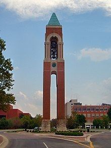 Bell tower httpsuploadwikimediaorgwikipediacommonsthu