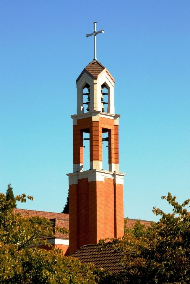 Bell tower University of Portland Bell Tower