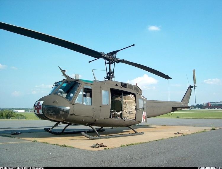 Bell UH-1 Iroquois Bell UH1H Iroquois 205 USA Army Aviation Photo 0589716