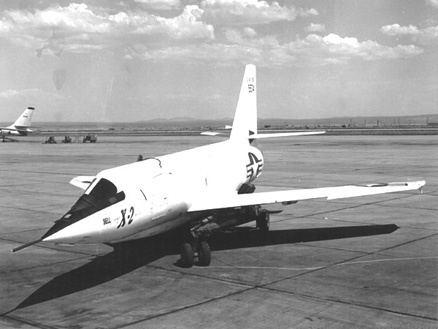 Bell X-2 X2