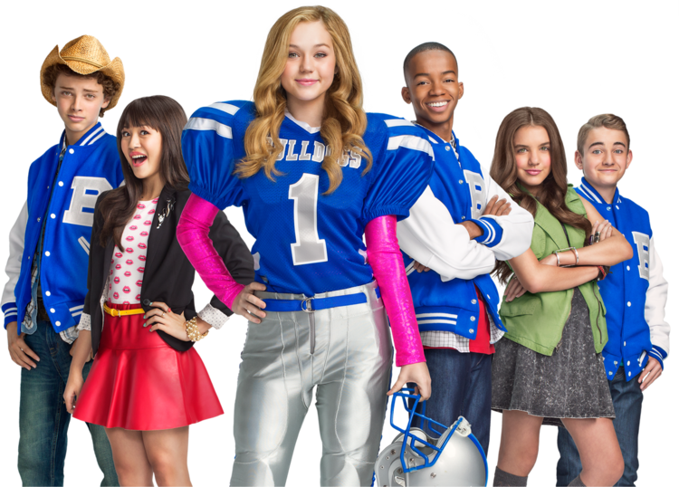 Bella and the Bulldogs Karlie Harman Guest Stars On Nickelodeon39s 39Bella and the Bulldogs