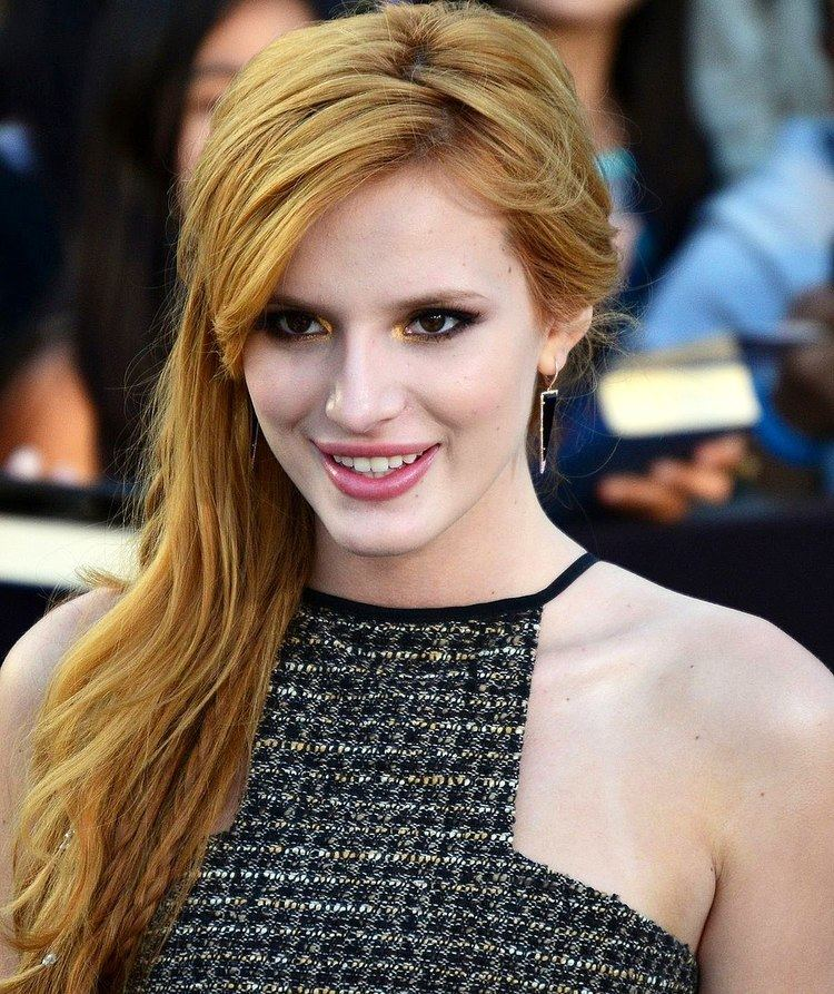 Bella Thorne discography
