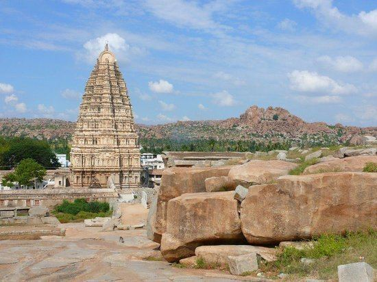 Bellary in the past, History of Bellary