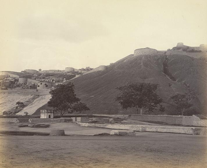 Bellary Fort