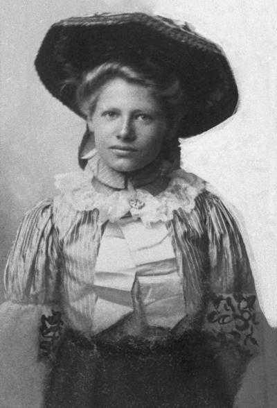 Belle Gunness Queen of black widows murdered dozens at farm NY Daily News