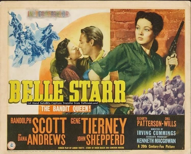 Belle Starr (film) Belle Starr 1941