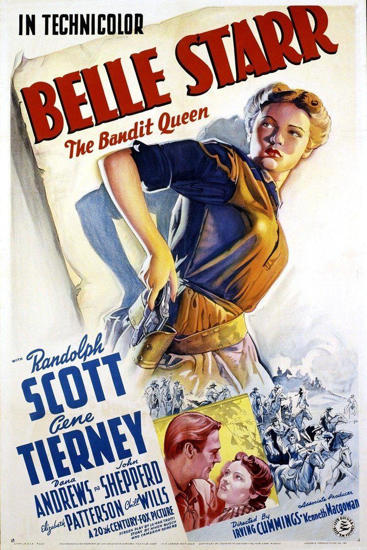 Belle Starr (film) wwwgstaticcomtvthumbmovieposters214p214pv