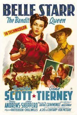 Belle Starr (film) Belle Starr film Wikipedia