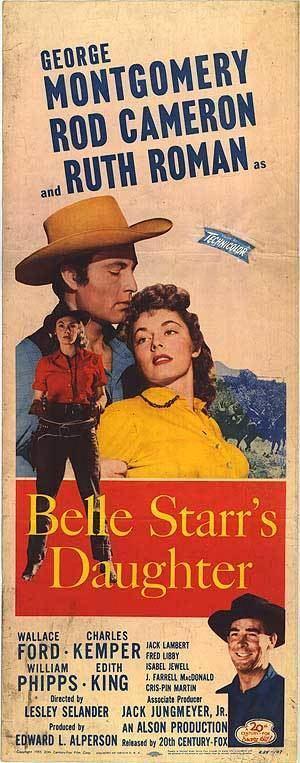 Belle Starr's Daughter wwwmoviepostercompostersarchivemain51MPW25945