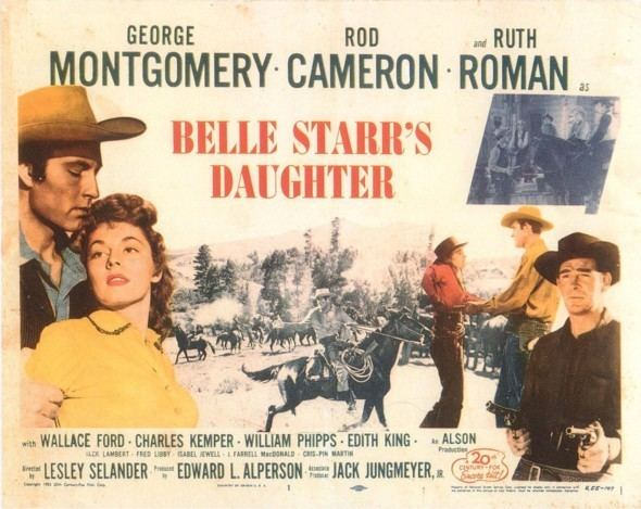 Belle Starr's Daughter BWestern Collectables Lobby Card Sets Belle Starr39s Daughter