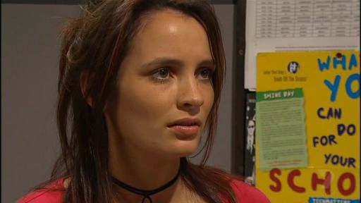 Belle Taylor Belle Taylor Screen Captures amp Photos Home and Away Forum Back