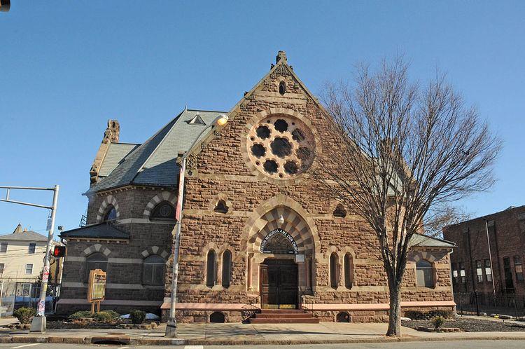 Belleville Avenue Congregational Church
