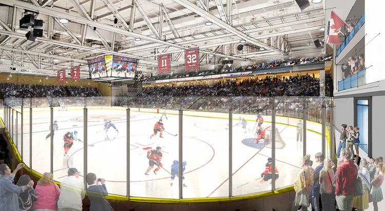 Belleville Senators AHL39s Binghamton Senators will relocate to Belleville ONT and