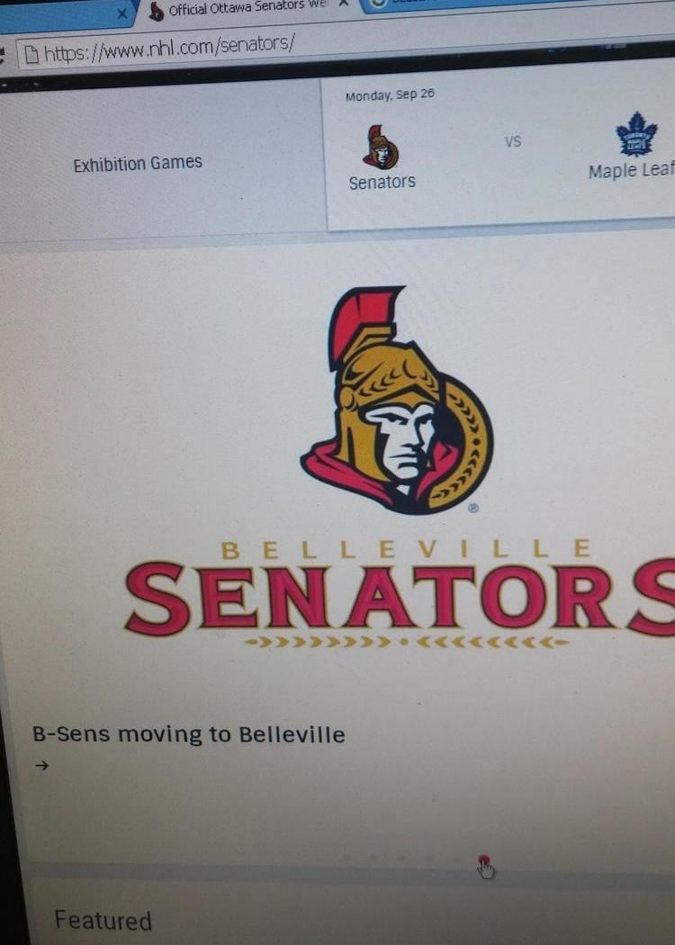 Belleville Senators HockeyBuzzcom Jared Crozier BSens Soon To Be Officially