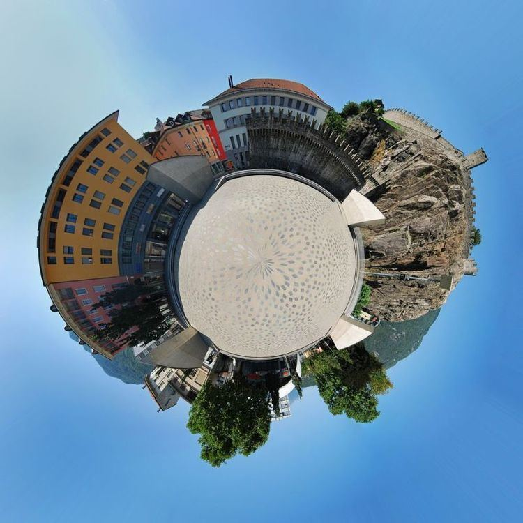 Bellinzona Beautiful Landscapes of Bellinzona