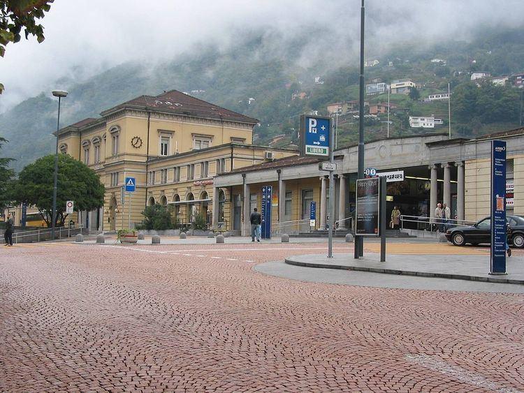 Bellinzona railway station