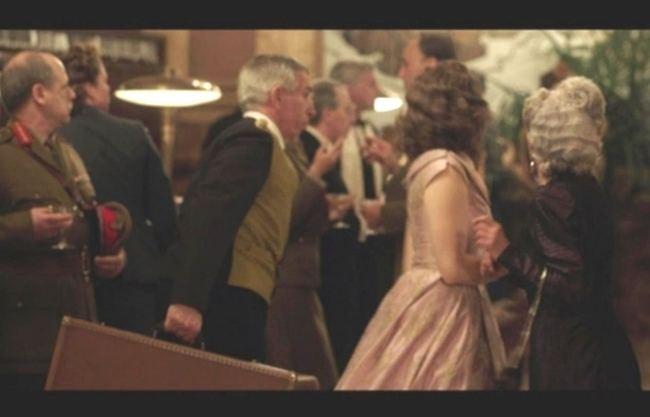Belmal Belmal travel trunks as props in royal movie