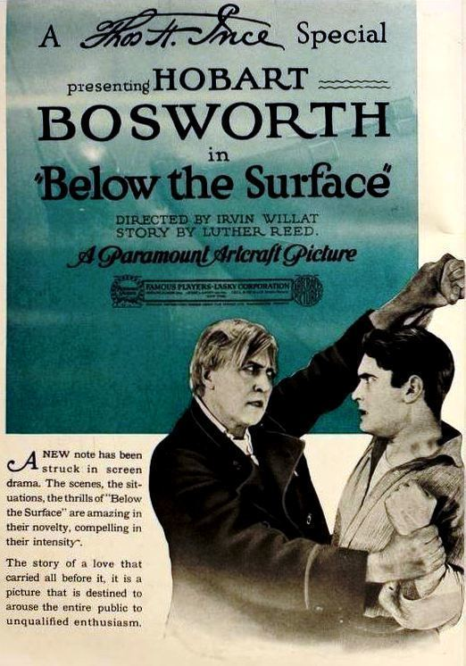 Below the Surface (1920 film) Below the Surface 1920 film Wikipedia