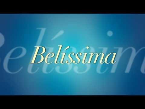 Belíssima Belssima Instrumental quotFashion SPquot YouTube