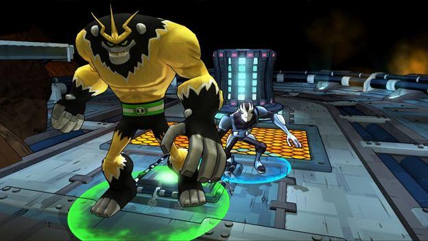 Ben 10: Omniverse (video game) - Alchetron, the free social