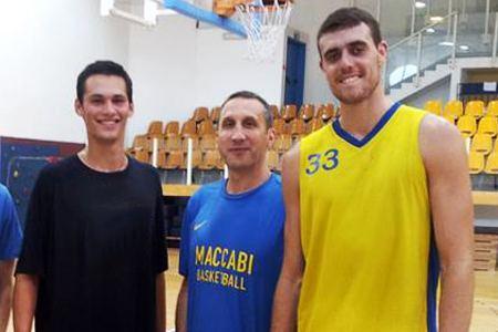 Ben Altit Harari and Ben Altit Join Maccabi
