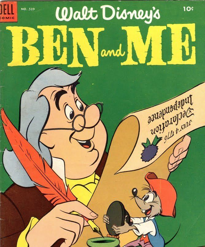 Ben and Me Ben and Me Disney Short Film YouTube